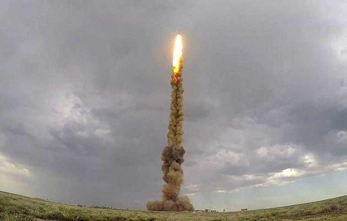 """Nga phóng thành công tên lửa đánh chặn có tốc độ """"kinh hồn bạt vía"""""""