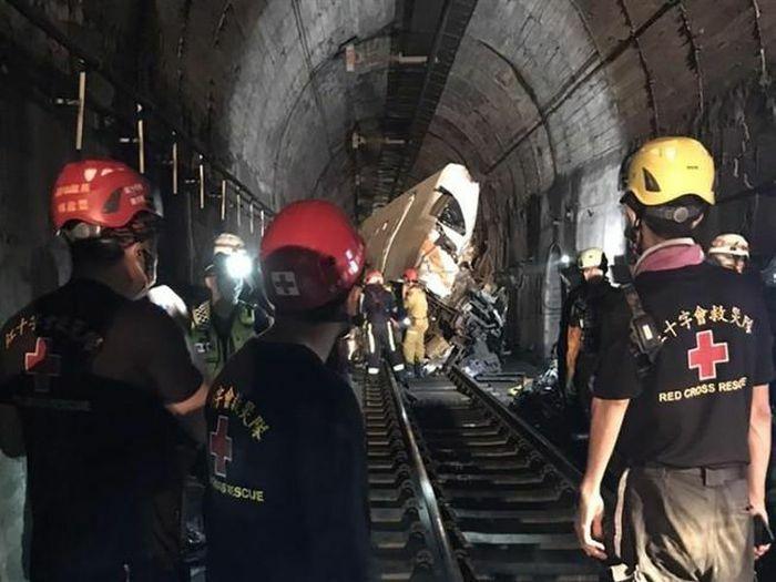 Tai nạn ở Đài Loan: Phía công tố phát lệnh bắt giữ 1 quản lý