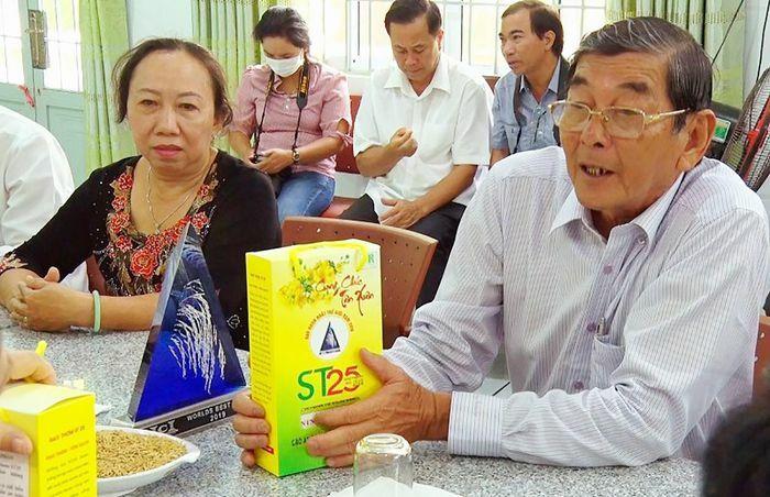 Doanh nghiệp Việt Nam cần đòi lại thương hiệu gạo ST25