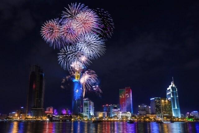 Dịp nghỉ lễ 30/4, Hà Nội sẽ tổ chức bắn pháo hoa tầm cao ở những địa điểm này