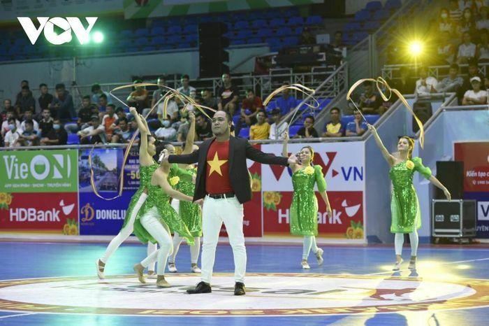 Sôi động ngày khai mạc Giải Futsal HDBank VĐQG 2021