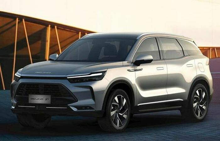 Lượng ô tô nhập khẩu Trung Quốc tăng gấp 6 lần
