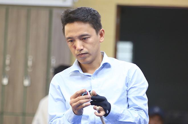 Giải bi-a toàn cao thủ Việt: Chiêm Hồng Thái nhận cú sốc ở loạt penalty