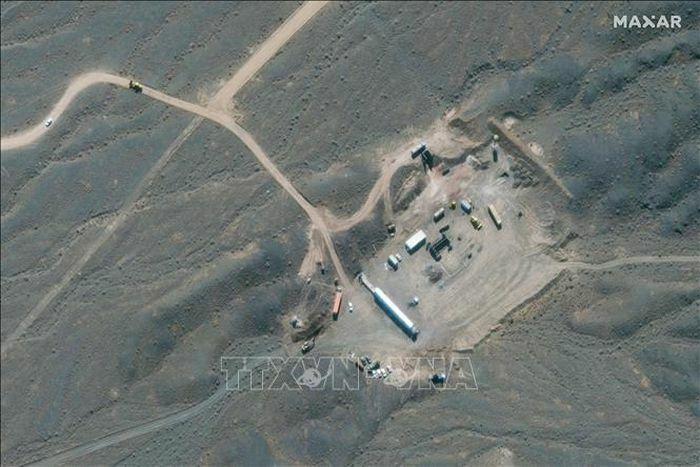 Iran tiết lộ nguyên nhân sự cố tại nhà máy Natanz