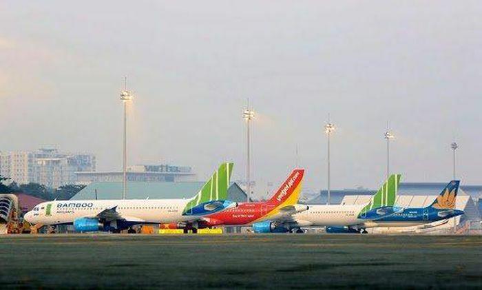 Xuất hiện tình trạng lãng phí slot tại sân bay Nội Bài và Tân Sơn Nhất