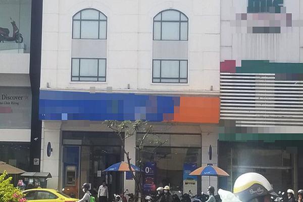 Một nhân viên ngân hàng ở Đà Nẵng bị đình chỉ công tác