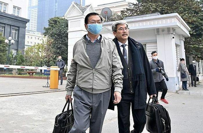 Tiếp tục xét xử cựu Bộ trưởng Vũ Huy Hoàng