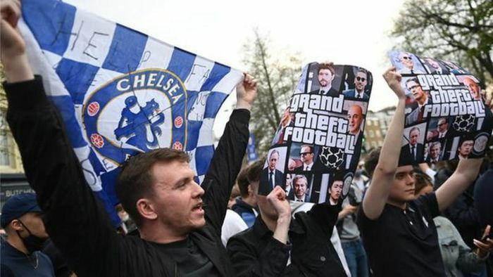 6 CLB Ngoại hạng Anh rút lui khỏi Super League