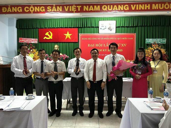 Công tác phát triển Đảng tại Công ty CP Pin Ắc quy Miền Nam – Kim chỉ nam cho thành công của doanh nghiệp