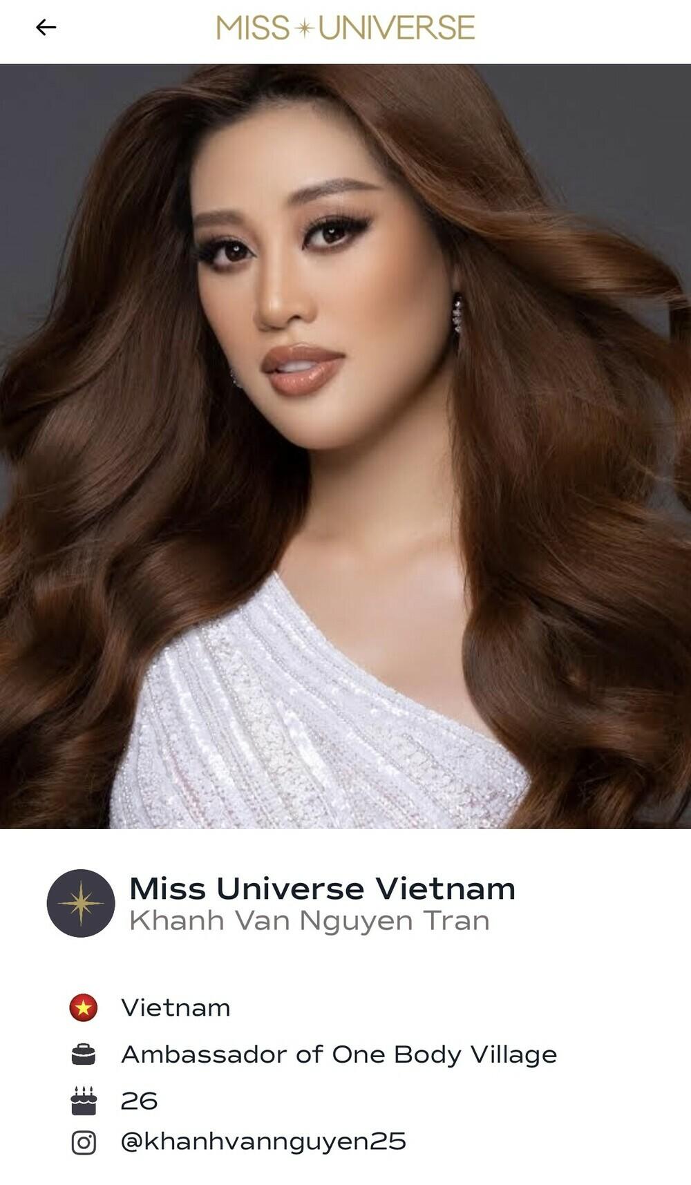 Khánh Vân bị mỹ nhân Philippines bỏ quá xa dù đã vươn lên #2 bình chọn: Nên in-top bằng thực lực?