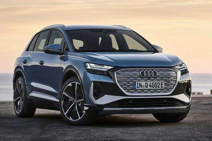 Chi tiết Audi Q4 E-Tron và Q4 Sportback E-Tron 2022 từ 45.000 USD