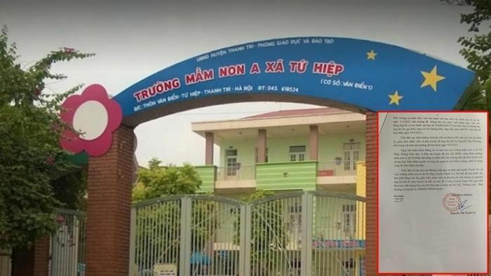 Vụ kêu gọi ủng hộ mua SH cho phụ huynh, Phòng Giáo dục Thanh Trì nhắc nhở