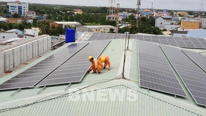 Sản lượng điện năng lượng tái tạo tăng mạnh trong quý I/2020