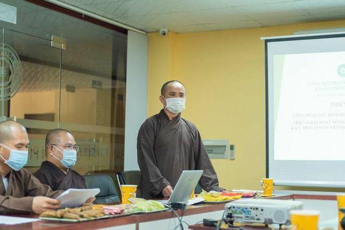 Ban Thông tin – Truyền thông Phật giáo TP.HCM họp, thảo luận hoạt động Phật sự