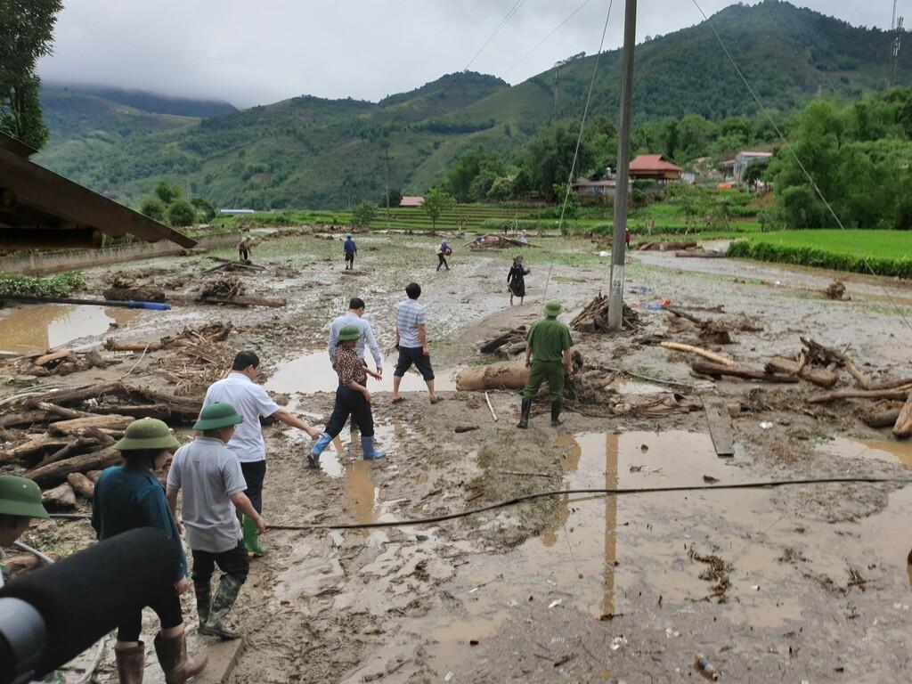 Triển khai chỉ đạo của Thủ tướng Chính phủ về ứng phó với mưa lũ