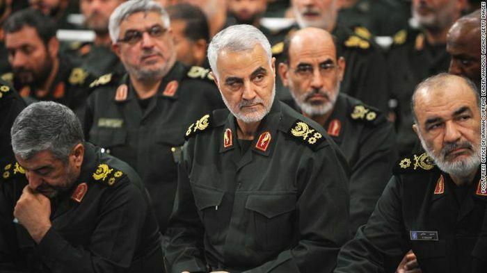 Ngoại trưởng Iran lộ đoạn ghi âm chê bai Tướng Qassem Suleimani