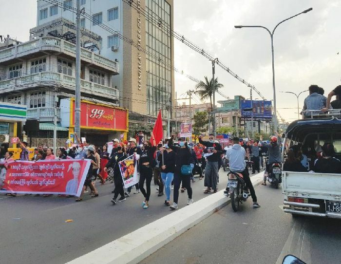 Gia tăng lo ngại tại Myanmar