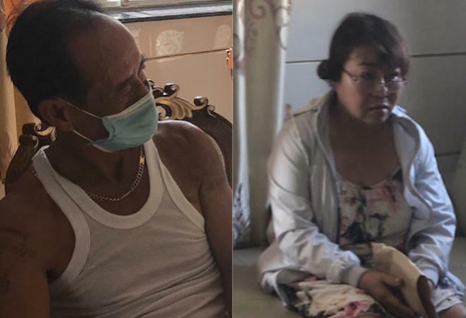 """Bắt vợ chồng """"trùm cho vay lãi nặng"""" ở Tiền Giang"""