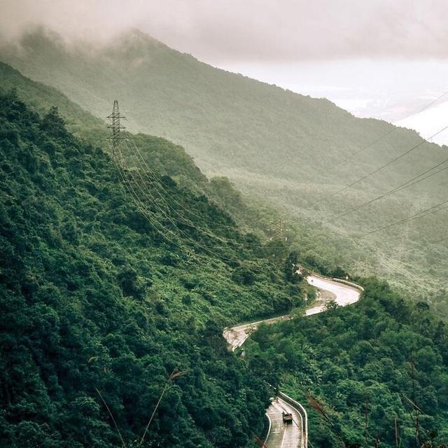 Đèo Hải Vân lọt top cung đường được chụp ảnh nhiều nhất trên Instagram