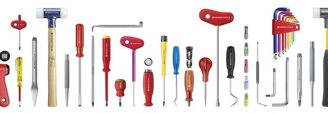 Ngoài đồng hồ ra, Thụy Sĩ cũng là đỉnh cao về ngành công cụ này
