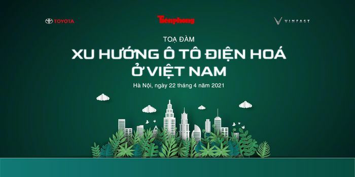 Xu hướng ô tô điện hóa ở Việt Nam