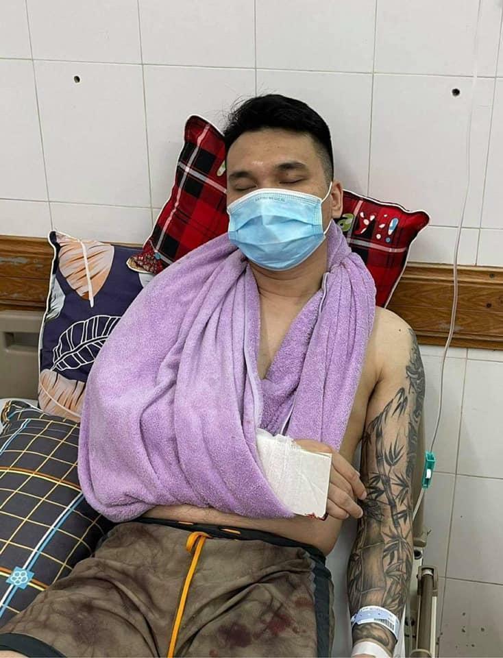 Tình hình sức khỏe Khắc Việt sau ca phẫu thuật