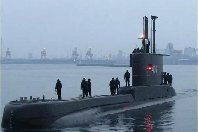 Indonesia tìm thấy tàu ngầm mất tích, chưa rõ tính mạng 53 người