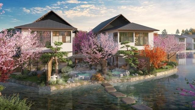 4 lý do biệt thự khoáng nóng Yoko Villas hút khách