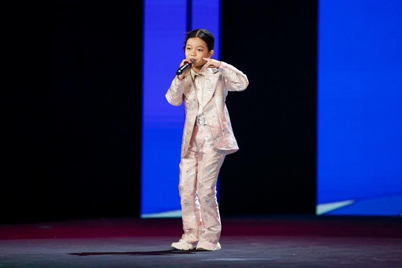 'Bắn rap' đỉnh cao cùng HIEUTHUHAI, Song Tùng trở thành 'át chủ bài' team BigDaddy – Emily của Giọng hát Việt nhí New Generation