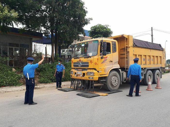 Lỗi chở hàng hóa không có giấy vận tải bị xử phạt như thế nào?