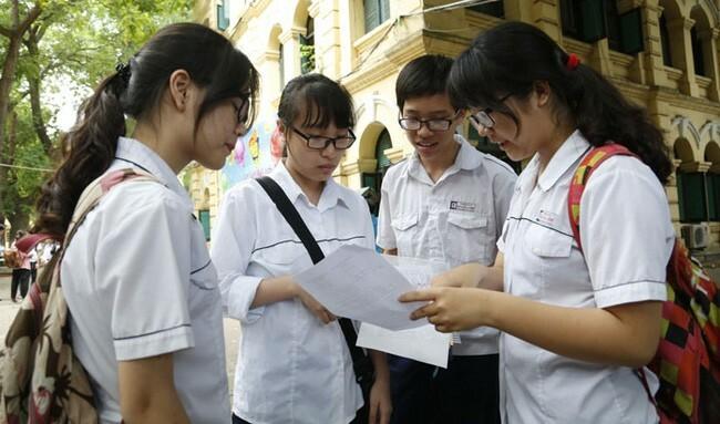 Tuyển sinh vào lớp 10 tại Hà Nội: Trường hợp học sinh không cần đăng ký nguyện vọng theo khu vực