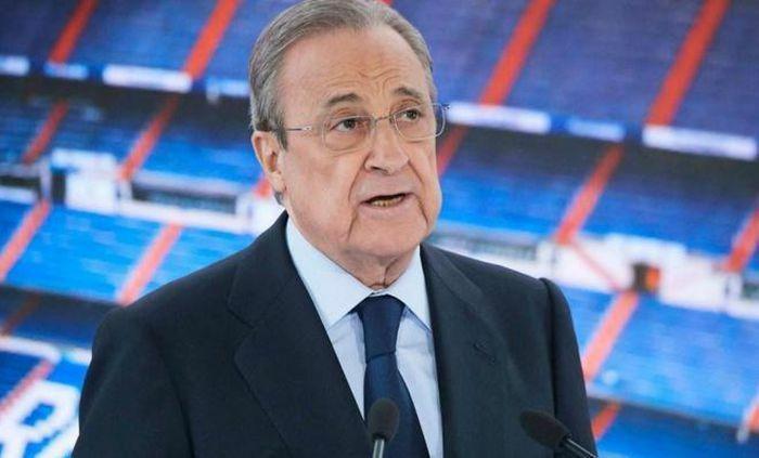 "Chủ tịch Perez: ""European Super League chưa sụp đổ"""