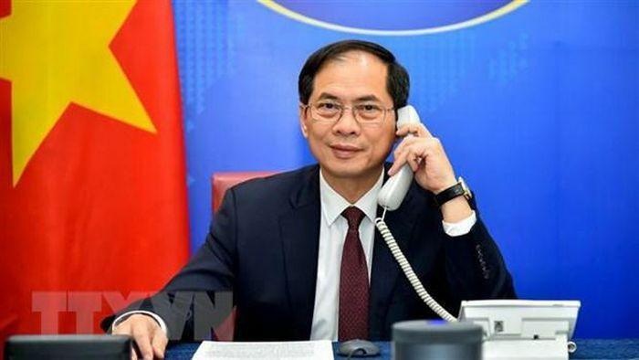 Hàn Quốc và Việt Nam nhất trí hợp tác thúc đẩy quan hệ song phương