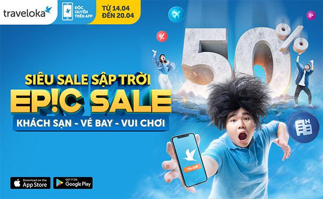 """Traveloka Epic Sale – Chương trình giảm giá """"sốc"""" đã trở lại trong 2021!"""