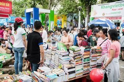 Ngày Hội Sách 2021: Sách – Sứ mệnh phát triển Văn hóa đọc