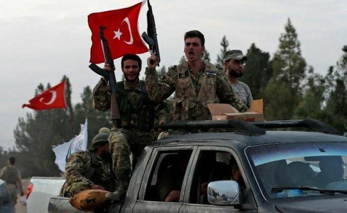 Thổ bắt đầu tuyển mộ chiến binh Syria phục vụ cuộc chiến ở Donbass?