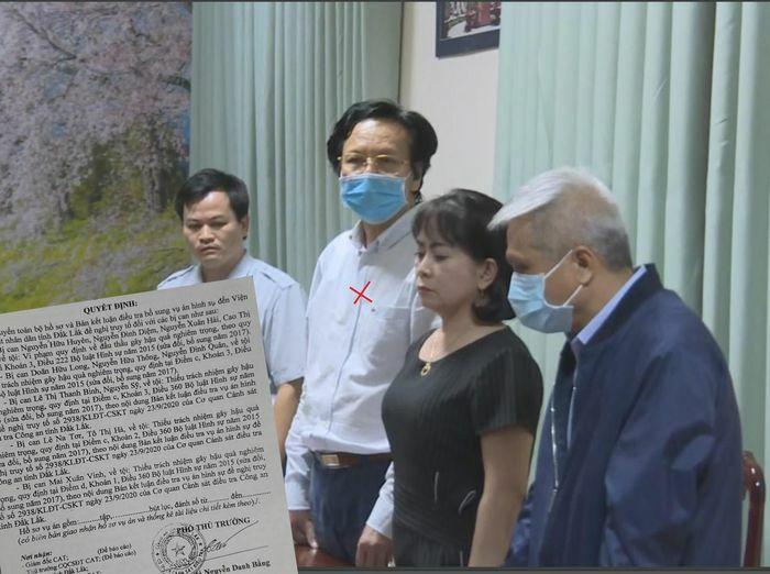 Vụ sai phạm đấu thầu thuốc ở Đắk Lắk: Nhà nước thiệt hại thêm 77 triệu đồng