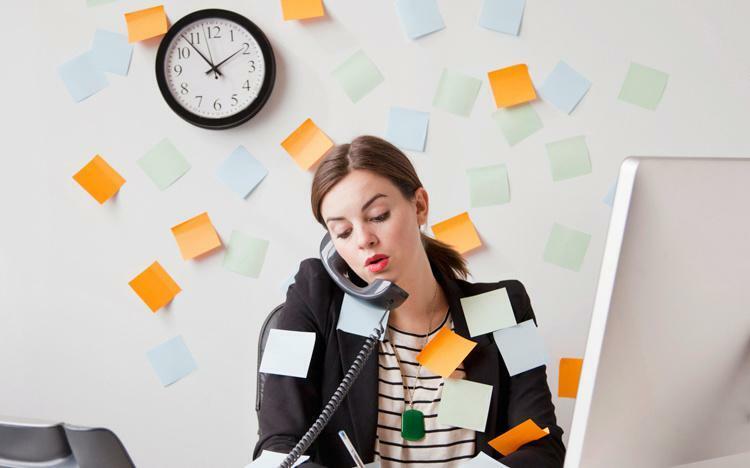 Sếp gọi điện giao việc bất kể ngày đêm có phải bị bệnh tăng động?