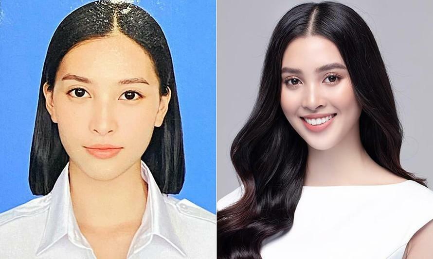 Tiểu Vy gây sốt với ảnh thẻ đúng chuẩn hệ 'Hoa hậu'