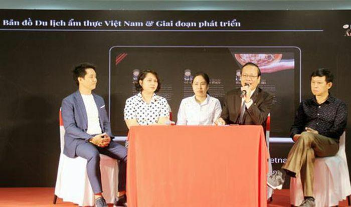 """Công bố dự án """"Bản đồ Du lịch ẩm thực Việt Nam"""""""