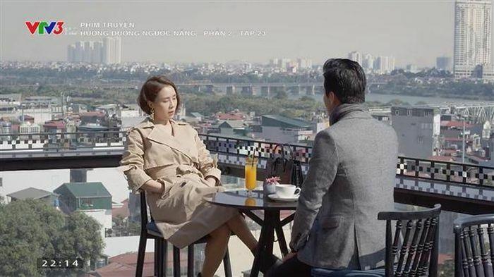 """""""Hướng dương ngược nắng"""" tập 53: Châu dứt khoát đoạn tình với Kiên"""