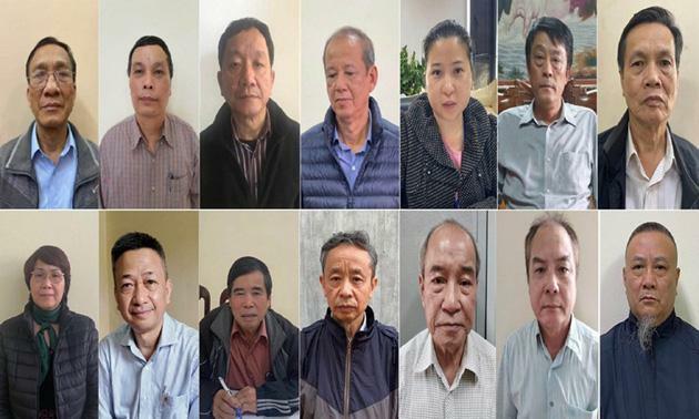 Cựu Tổng Giám đốc 72 tuổi của TISCO cùng đồng phạm hầu tòa