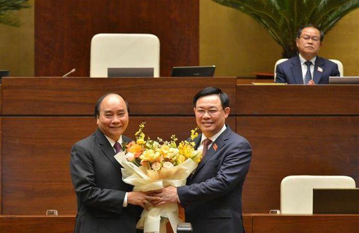 Ông Nguyễn Xuân Phúc tiếp tục thực hiện nhiệm vụ Thủ tướng đến ngày 5/4