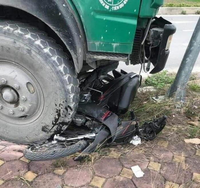 Quảng Ninh: Tai nạn thương tâm khiến 1 người tử vong