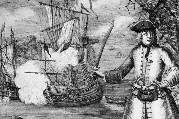 Đồng xu cổ giữ bí mật về tên cướp biển đầu tiên bị săn lùng toàn cầu