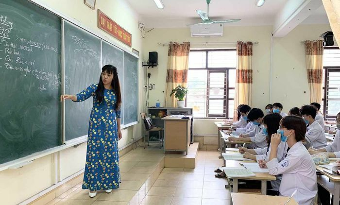 Điểm sáng ngành Giáo dục