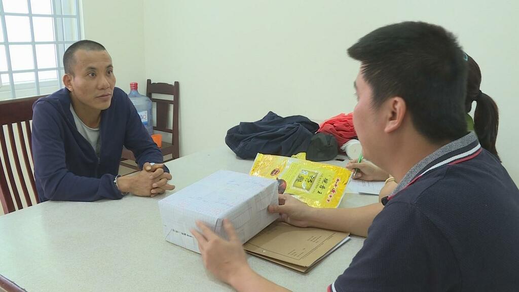 Bắt đôi bạn vừa ra tù lại mua ma túy từ Điện Biên vào Đắk Lắk tiêu thụ