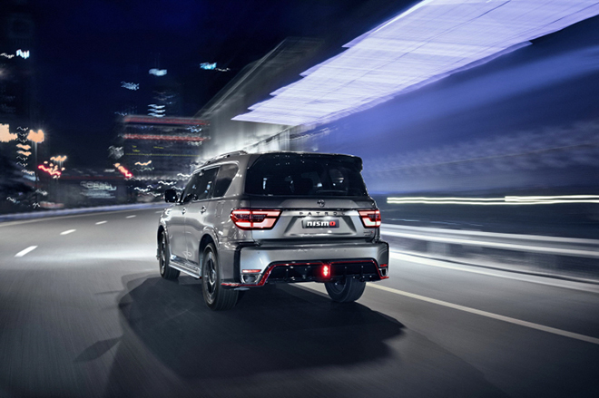 Nissan Patrol Nismo, xe SUV cỡ lớn hiệu suất cao dành cho thị trường Trung Đông
