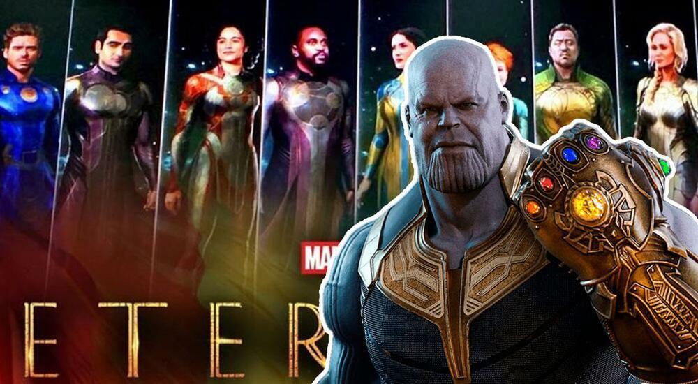Thanos chính thức hồi sinh, đại chiến với chủng tộc Eternals?