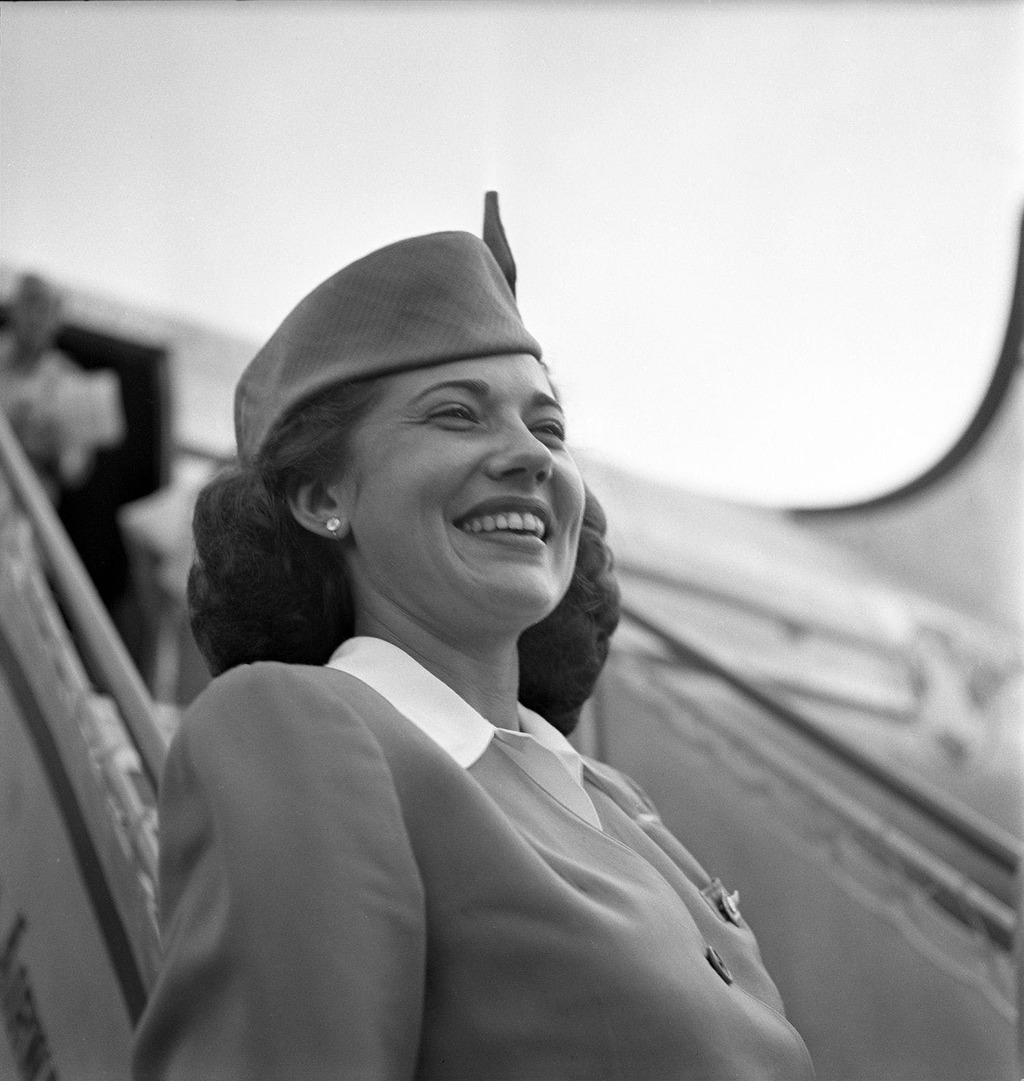 Lịch sử phong cách ấn tượng của tiếp viên hàng không Hoa Kỳ